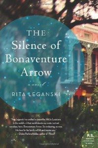 Cover - Silence of Bonaventure Arrow
