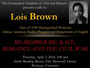 Lois Brown talk