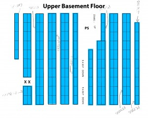 Basement - Upper Level