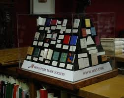 Miniature Books Society Exhibit
